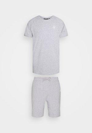 TWIN - Pyžamo - grey marl
