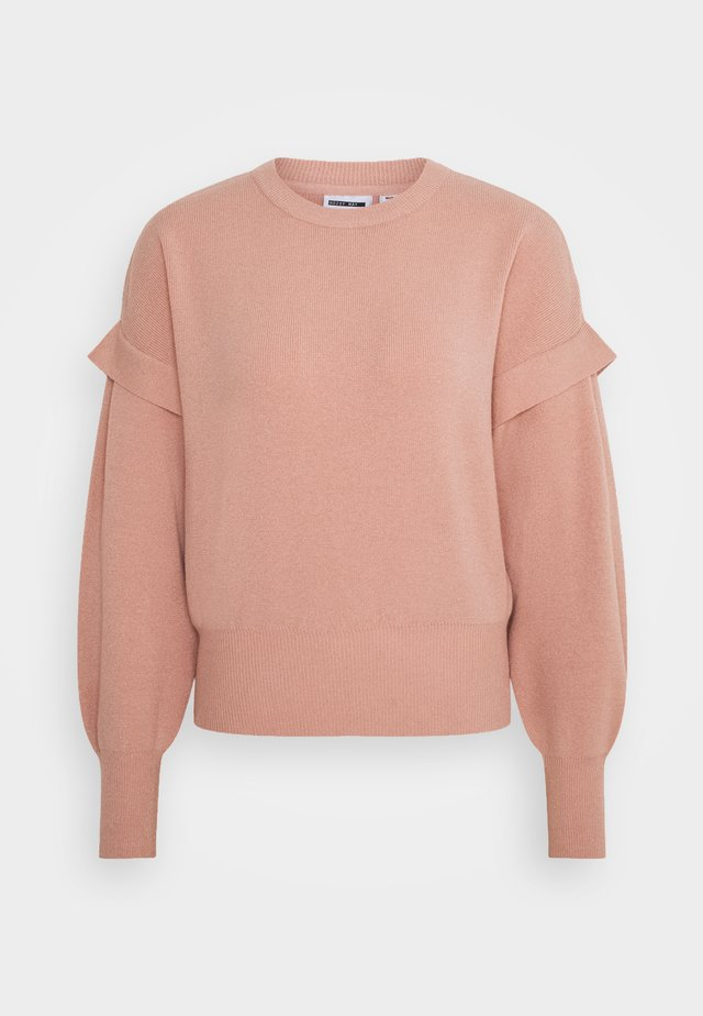 NMELODIE O NECK  - Jumper - misty rose