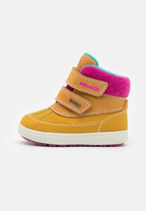 Winter boots - senape/solare