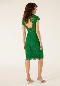 IVY & OAK - DRESS - Juhlamekko - irish green - 2