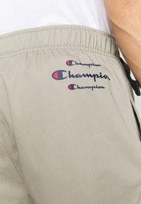 Champion - ROCHESTER WORKWEAR BERMUDA - Sportovní kraťasy - grey - 4