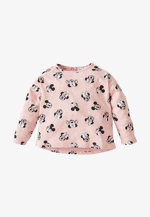 MICKEY & MINNIE - Sweatshirt - pink