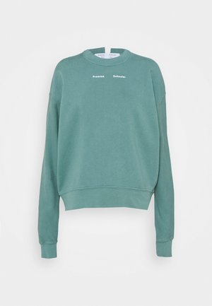 MODIFIED RAGLAN SOLID - Sweatshirt - sage