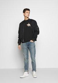 Fiorucci - NEW ANGELS TEE - Print T-shirt - black - 1