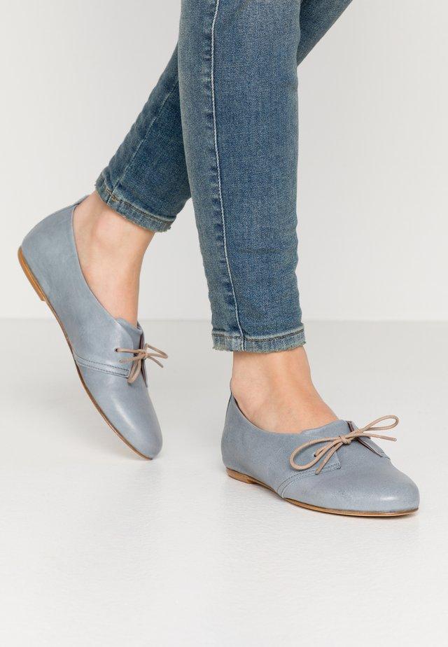 CHARRUA - Šněrovací boty - after artic