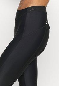 Vaude - ADVANCED PANTS IV - Tights - black - 5