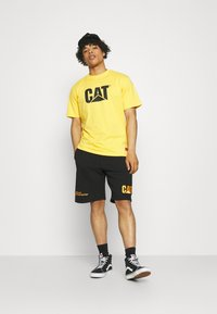 Caterpillar - CAT MACHINERY - Shorts - black - 1