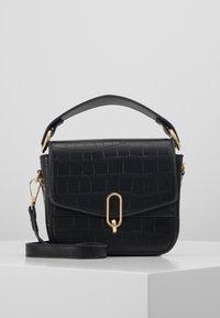 Gina Tricot - KYLIE BAG - Across body bag - black - 0