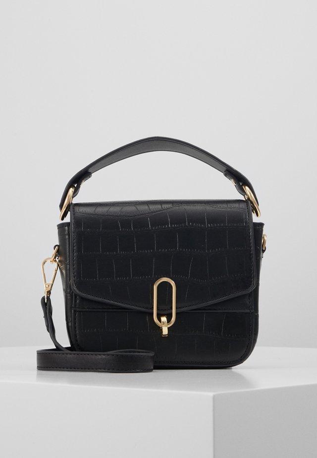 KYLIE BAG - Taška spříčným popruhem - black