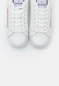 Trussardi - GALIUM - Zapatillas - white/pink - 6