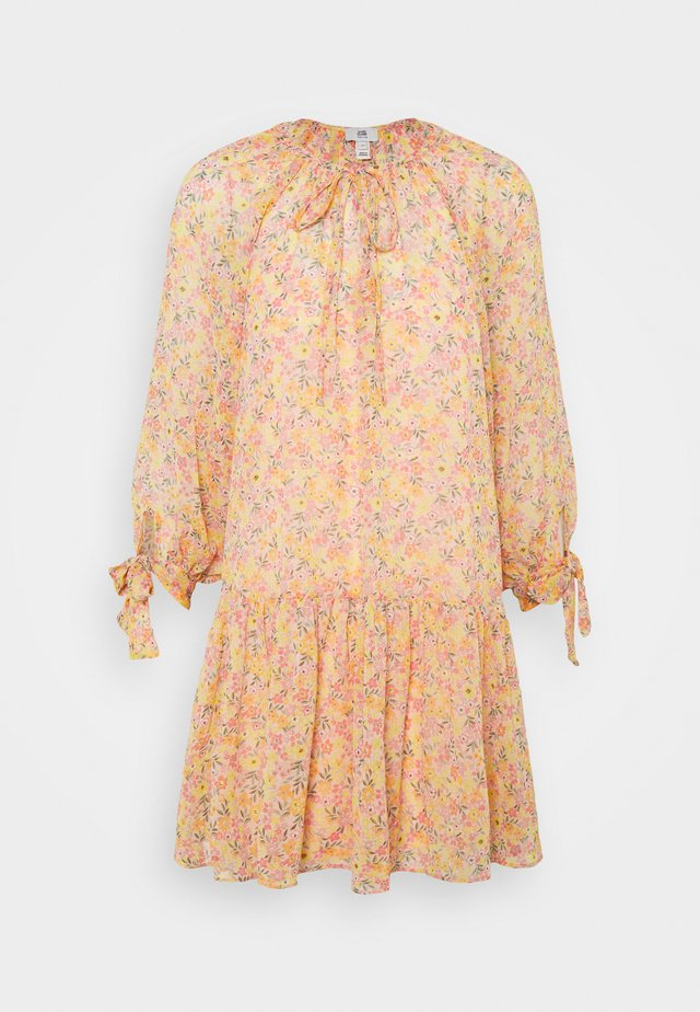 Korte jurk - floral
