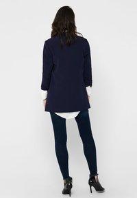 ONLY - ONLELLY  LIFE  - Krátký kabát - evening blue - 2