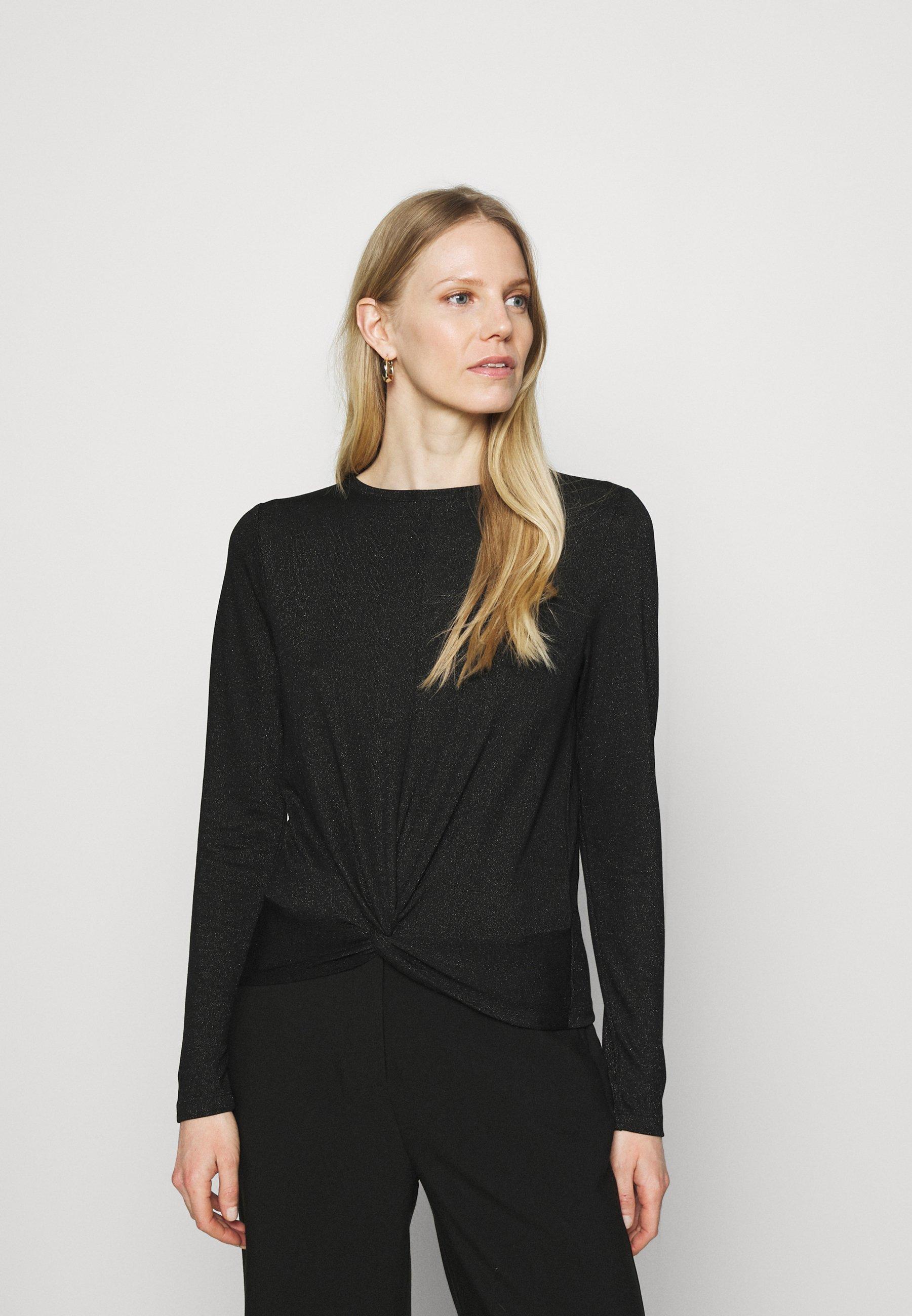 Women SUVENIA GLITTER - Long sleeved top