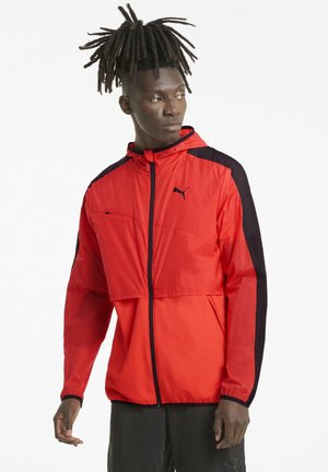 TRAIN ULTRA JACKET - Training jacket - Red