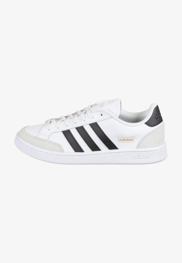 GRAND COURT - Baskets basses - footwear white / core black / orbit grey