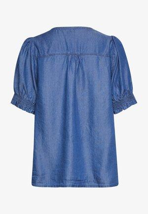 MINDY - Bluser - blue wash