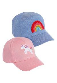 Next - 2 PACK CAPS - Cap - pink - 0