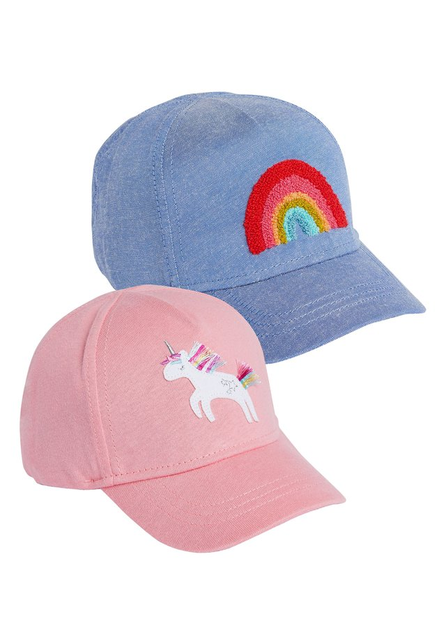 2 PACK CAPS - Casquette - pink