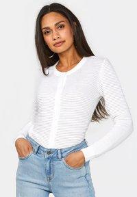 WE Fashion - Cardigan - off-white - 0