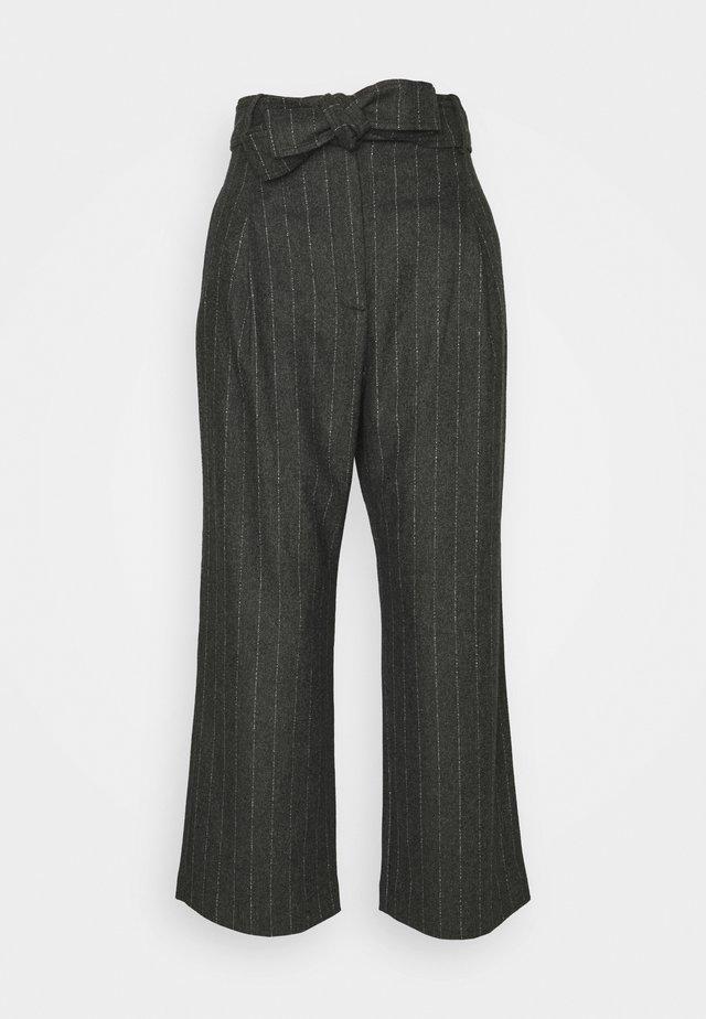 IPPICO - Pantalon classique - dark grey