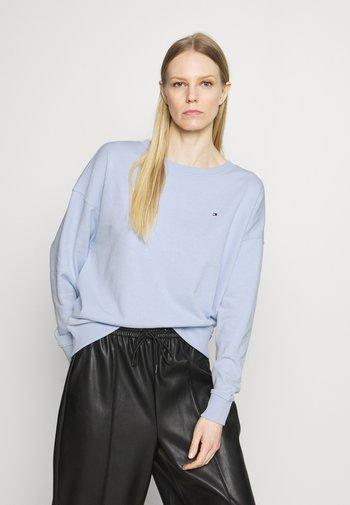 OVERSIZED OPEN - Sweatshirt - breezy blue