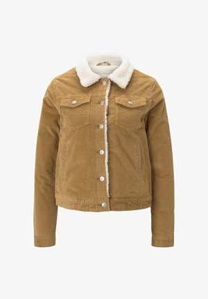Light jacket - fudge brown