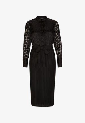 Cocktail dress / Party dress - black dots