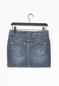 s.Oliver - ROCK - Spódnica jeansowa - blue - 1