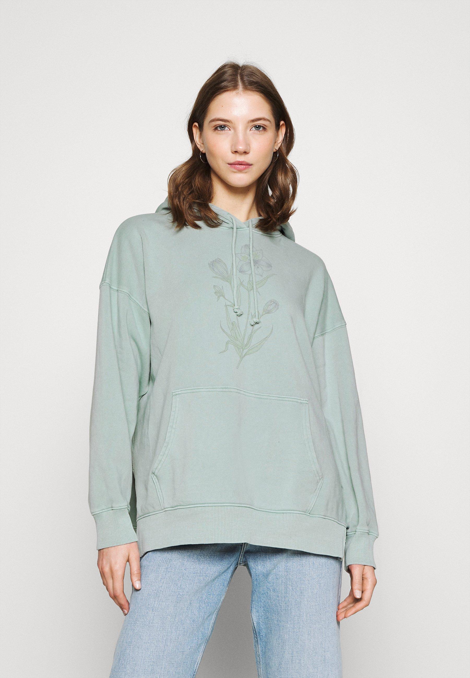 Women HOODIE SOLID - Sweatshirt