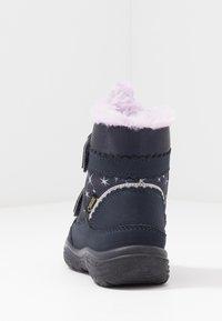 Superfit - CRYSTAL - Winter boots - blau/lila - 3
