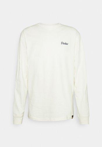 HALMA - Long sleeved top - ecru