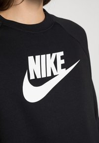 Nike Sportswear - Sweatshirt - black/white - 4