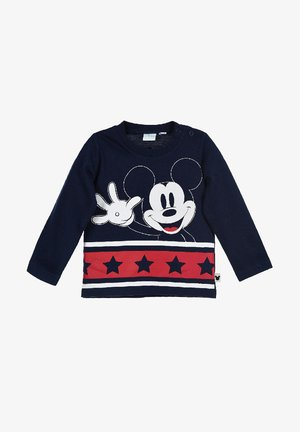 DISNEY MICKEY MOUSE  - Long sleeved top - blau
