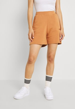 Shorts - dusty rust