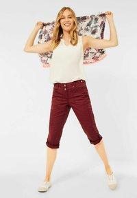 Cecil - Denim shorts - braun - 1