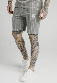 SIKSILK - Shorts - grey - 0
