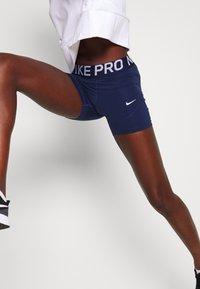 Nike Performance - Tights - midnight navy/white - 3