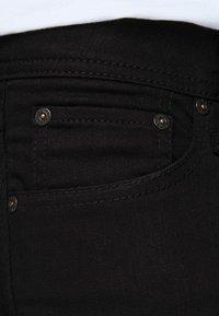 Jack & Jones - JJICLARK JJORG - Jeans straight leg - black - 3