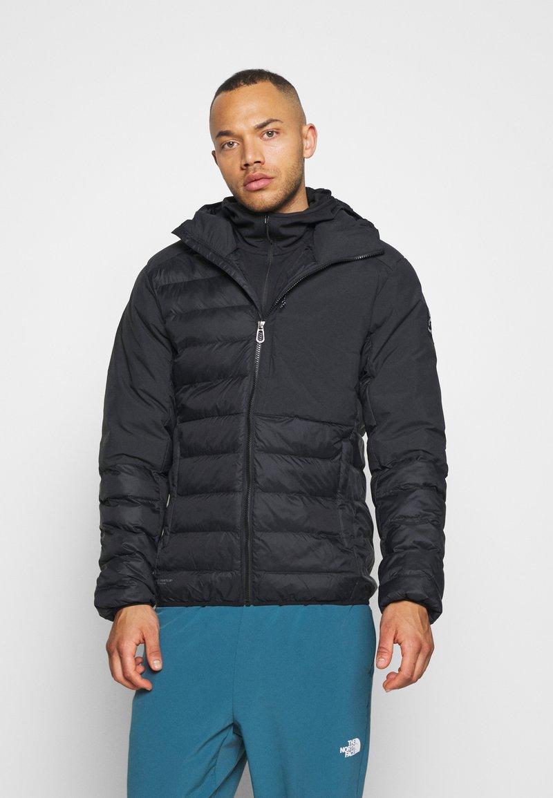 Haglöfs - DALA MIMIC HOOD MEN - Zimní bunda - true black