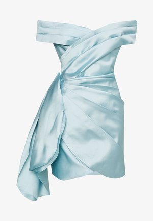 IRIS DRESS - Sukienka koktajlowa - light blue