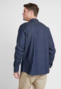 Bergans - OSLO SHIRT - Košile - dark denim - 2
