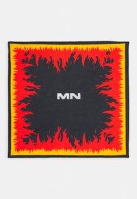 Mennace - PETROL FLAME BANDANA UNISEX - Foulard - multi - 2