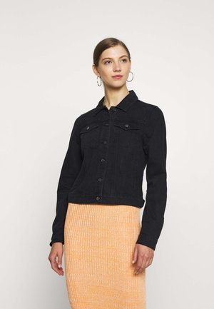 VIROCKI JACKET - Denim jacket - black