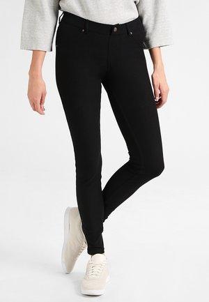 ESSENTIAL - Kalhoty - black