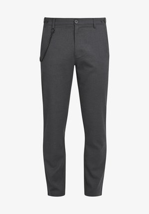 Chinos - charcoal mix