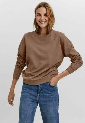 Sweatshirt - brownie