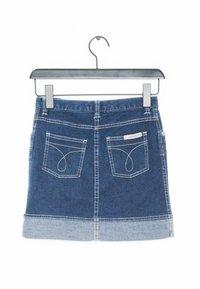 Calvin Klein Jeans - Spódnica jeansowa - blue - 1