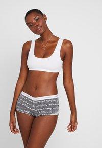 Gilly Hicks - BUTT SHORT MULTI 3 PACK - Spodnie od piżamy - multi-coloured - 0