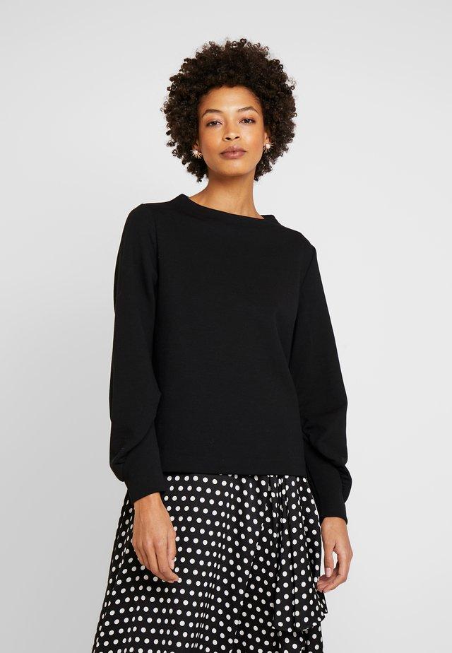 URMEL - Sweatshirt - black