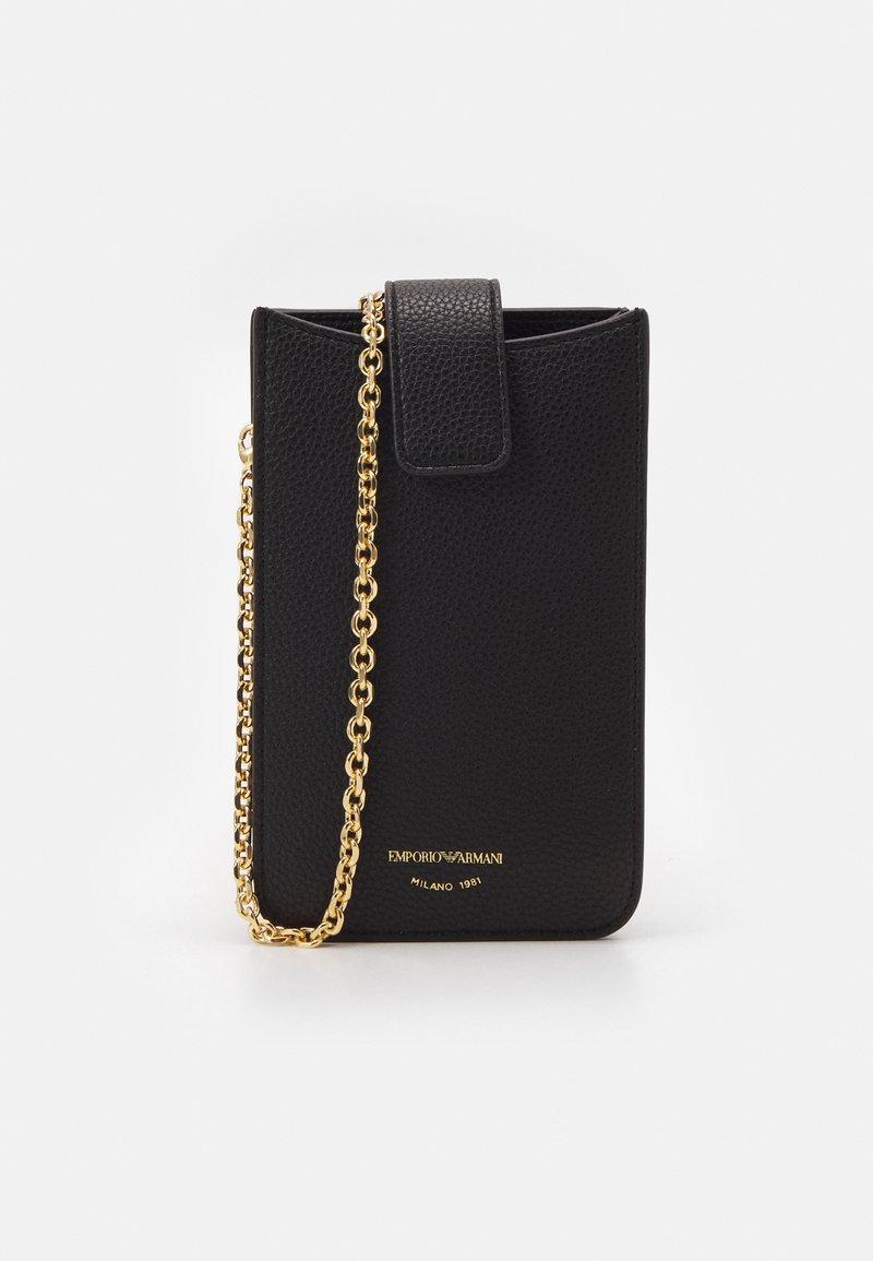 Emporio Armani - MYEA CELLULARE - Phone case - black